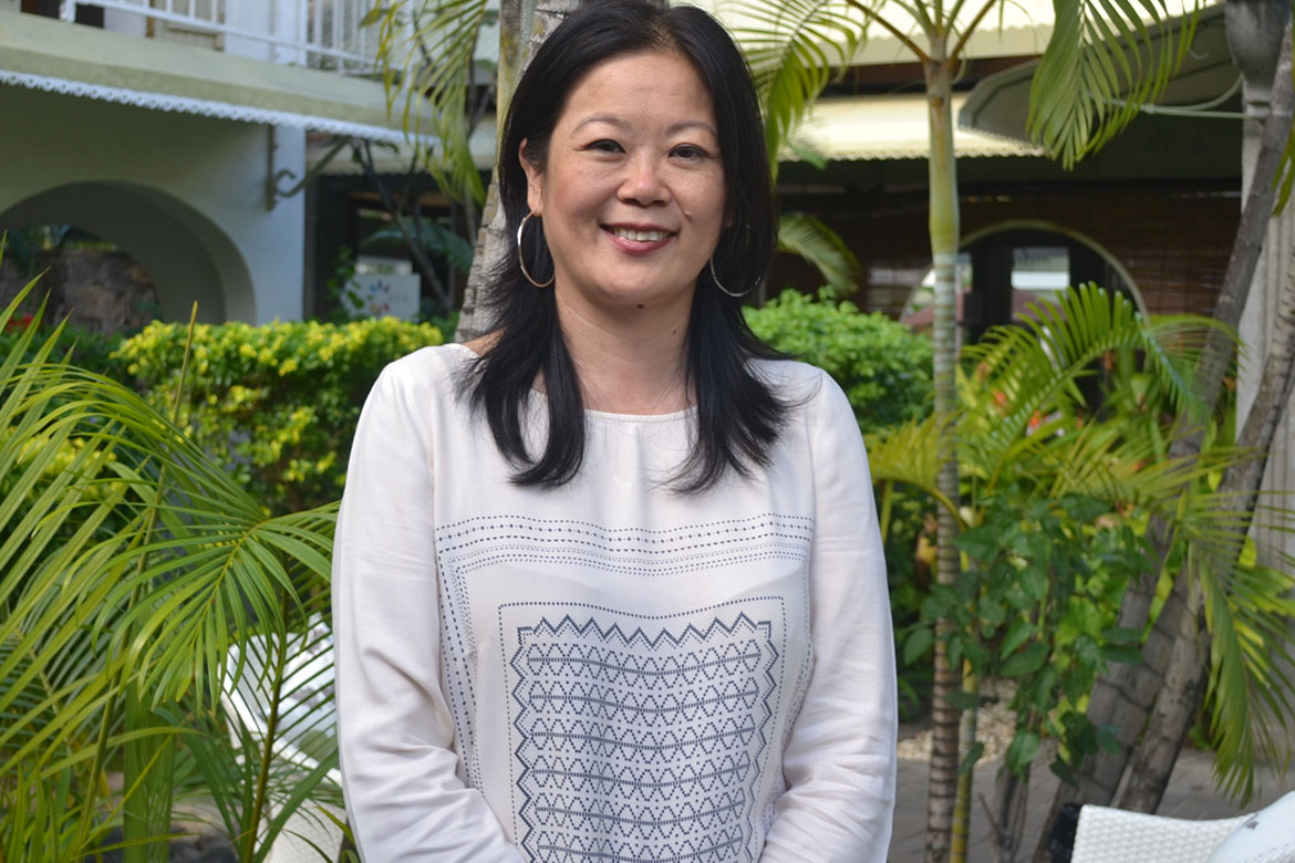 Jennifer Wong - Hotel Manager at Veranda Paul et Virginie