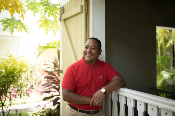 Clifford Pierre-Louis, Hotel Manager – Veranda Pointe aux Biches Hotel