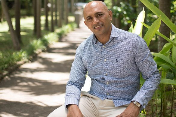 Spotlight on Vikash Dawoo Hotel Manager Veranda Grand Baie Hotel & Spa
