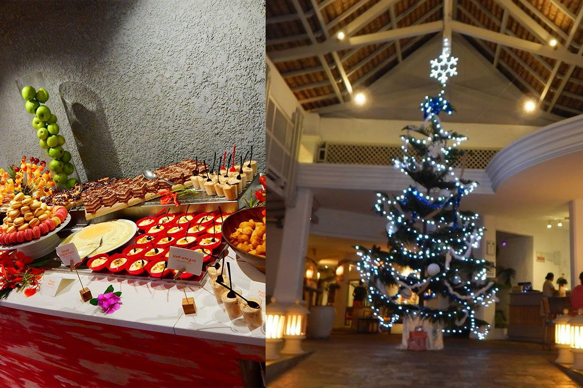 New Year celebrations at Veranda Palmar Beach Hotel