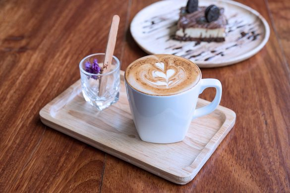 Discover coffee art at Veranda Resorts
