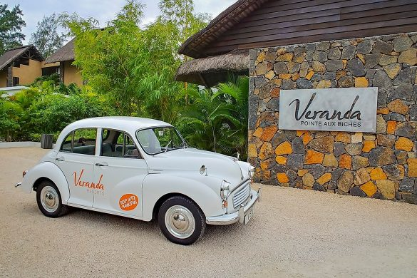 A roadtrip to remember Discovering Mauritius in a vintage Morris Minor