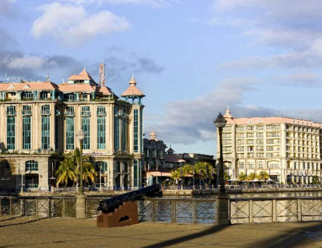 caudan waterfront port louis